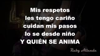 Gerardo Ortiz - Quien Se Anima (Letra) HD