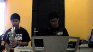 Sentuh Hatiku - Brian Harefa feat Nielson (Saxo Cover)
