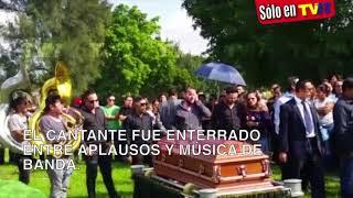 ¡Estuvimos en el triste funeral del vocalista de Banda Cuisillos!