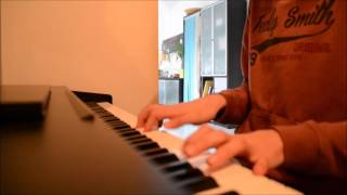 Red and black light - Ibrahim Maalouf piano