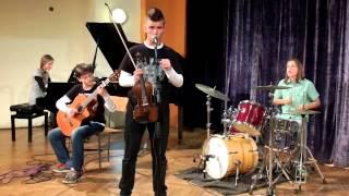 Ordinary Love U2 - cover, Glazbena škola Vatroslava Lisinskog Bjelovar , Stop maltretiranju.