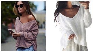 Покупки одежды с AliExpress - Джемпер