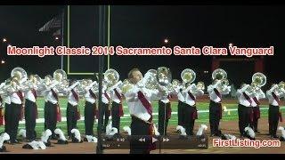 "2014 Mooonlight Classic Sacramento  Santa Clara Vanguard ""Send in The Clowns"""