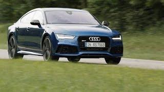 Audi RS7 Sportback (2015) Test Drive [YOUCAR]