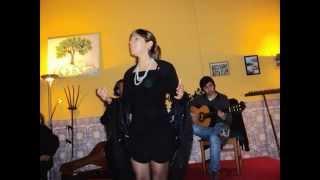 Ana Dria Marcha de Alfama Cantado ao vivo)