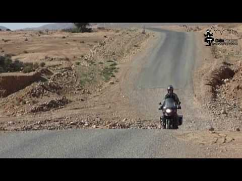 GlobeBusters – Discover our Earth – Riding in Morocco