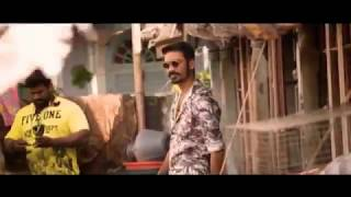 maari entry song hindi