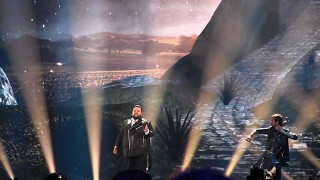 "13. Jacques Houdek Croatia ""My Friend"" 26 Finalists Dress Rehearsal Eurovision 2017"
