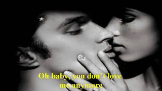 Eddie Rabbitt - You Don't Love Me Anymore [w/ lyrics]