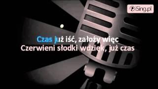 Patrycja Markowska - Księżycowy (karaoke iSing.pl)