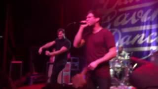 Dance Gavin Dance Chucky Vs The Giant Tortoise live from Bloomington IL