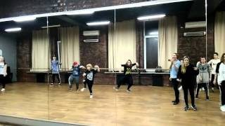 Boogie wonderland  -  Earth Wind and Fire || Locking || Choreography by Dima Pristash