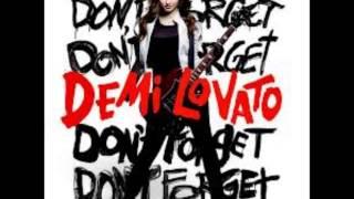 Demi Lovato - Trainwreck (Audio)