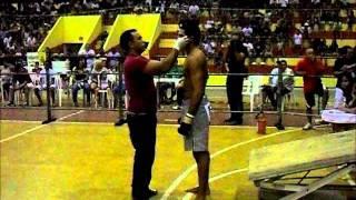 Talison Soares vs Rodrigo