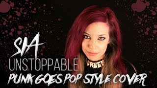 Sia - Unstoppable [Band: Hopeful Sixteen] (Punk Goes Pop Style Cover)