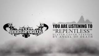 ANGEL OF DEATH - REPENTLESS ( SLAYER COVER )