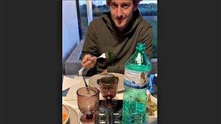 Ilary Blasi, cena in famiglia nelle Instagram Stories