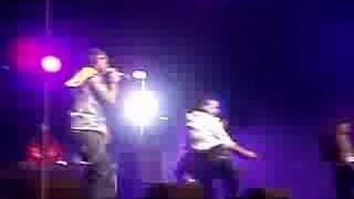 DZRT ao vivo no Pavilhao Atlantico -Angelico c as Just Girls