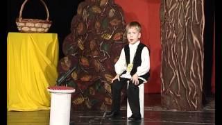 Kányádi Sándor: Krumplis mese (előadja: Bíró Árpád Bendegúz)