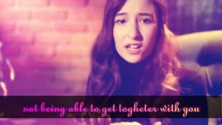 Naz Ölçal - Yoksun - English Lyrics - watch 1080p HD