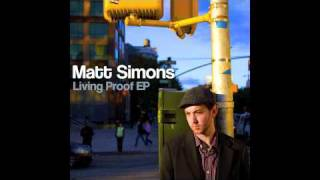 Matt Simons - Sunlight In The Rain (Audio Only)