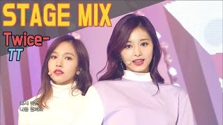 Twice - TT @Show Music Core Stage Mix