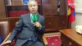 """Abdelkader Lechehabe : """"Nous croyons en notre équipe nationale"""""""