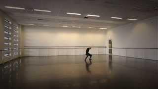 Marijn Stijl     Porter Robinson - Fellow Feeling     Contemporary dance solo
