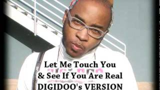 """DIGIDOO Sings Snippet of Let Me Touch You """"Kirk Franklin""""  (DIGI STYLE) ***NEW***"""