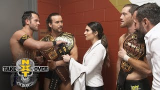 Mystery surrounds Roderick Strong's betrayal at NXT TakeOver: New Orleans: Exclusive, April 7, 2018
