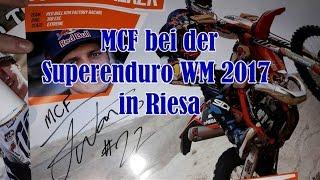 07.01.2017 MCF bei der Superenduro WM in Riesa