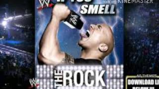 "WWE ""If You Smell"" (The Rock) [V1] Theme Song +AE"