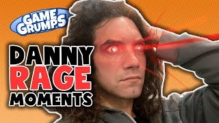 Danny RAGE Moments - Game Grumps Compilations