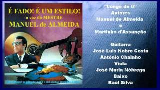 Manuel de Almeida - Longe de ti