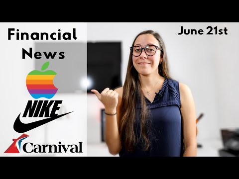 Stock, Nike, Investment, New York Stock Exchange, Finance, Earnings, Stock market