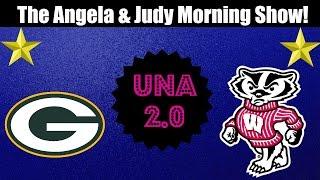 The Angela & Judy Morning Show! 1/2/2017