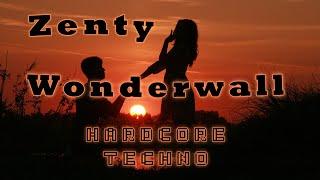 Zenty - Wonderwall [Oasis Happy Hardcore Cover] ✰