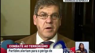 PS quer coerência entre combate ao terrorismo e segurança interna