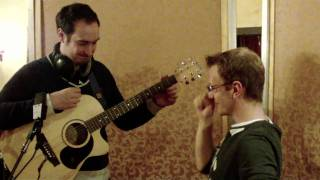 4 Chords Studio Recording | Behind The Scenes | Axis of Awesome