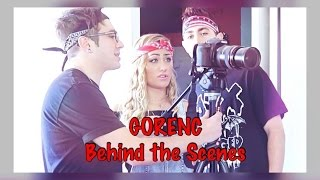 "Behind the Scenes: GORENC ""Can't Stop the Feeling"""
