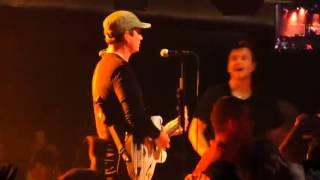 blink-182 First Date Live Starland Ballroom 2013