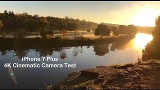 iPhone 7 Plus 4K Cinematic Camera Test