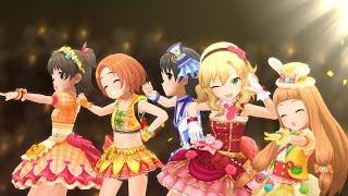 데레스테 - 예스! 파티 타임!! (デレステ - Yes! Party Time!!) 3D Rich Mode test ver. MV