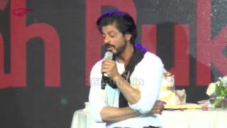 Why Do Girls Like Shah Rukh Khan So Much? Amazing Answer By King Of Romance width=