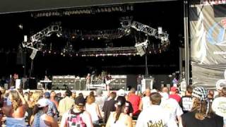 Rocklahoma 2009 - Great White Once Bitten Twice Shy
