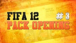 FIFA 12 - Pack Opening Ep.3 - Worst 50k pack ever