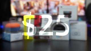 تقنية خرافية #6 | أقل من 25 دولار