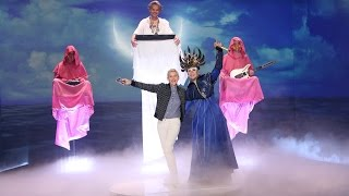 Empire of the Sun Performs 'Walking on a Dream'