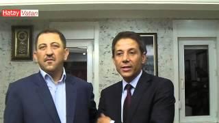 Mustafa Yıldızdoğan ve Osman Koşay Kırıkhan ve Kurtlusoğuksu Röportajı Hatay Vatan
