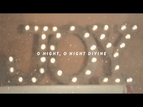 Kim Walker Smith O Holy Night Lyric Video Jesus Culture Music